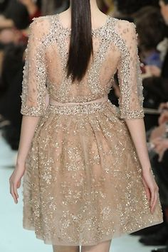 lovelolafashion: Elie Saab Spring Coture 2012