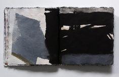 Miklos Szüts: scrapbook 10. 2013 watercolor, paper Art matérico & Conceptual By  Adolfo Vásquez Rocca D.Phil and Aisthesis