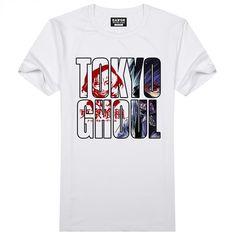 Tokyo Ghoul Japanese Short Sleeve T-Shirt V8