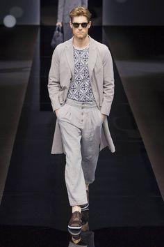 Giorgio Armani Spring-Summer 2017 - Milan Fashion Week #MFW