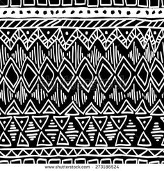 Find Seamless Ethnic Pattern Black White Vector stock images in HD and millions of other royalty-free stock photos, illustrations and vectors in the Shutterstock collection. Ethnic Patterns, Fabric Patterns, Pattern Design, Royalty Free Stock Photos, African, Vector Stock, Black And White, Mermaids, Prints
