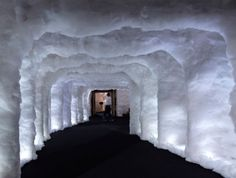 Into the clouds by Suppose Design Office Iron Fey, Suppose Design Office, Tokyo, Hiroshima Japan, Ice Houses, Winter Beauty, Urban Landscape, Installation Art, Art Education
