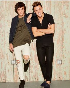 Ethan and Gray