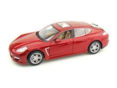 Diecast Auto World - Maisto PREMIERE 1/18 Scale 2009 Porsche Panamera Turbo Red Diecast Car Model 36197, $34.99 (http://stores.diecastautoworld.com/products/maisto-premiere-1-18-scale-2009-porsche-panamera-turbo-red-diecast-car-model-36197.html/)