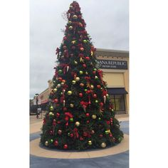 #ChristmasTime #TallTrees #Decor.