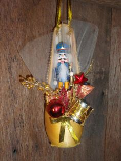 Unique Freed Ballet Dance Pointe Shoe Nutcracker Ornament Hand Crafted Gift | eBay