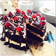 τουρτα νηστισιμη Cookbook Recipes, Cooking Recipes, Sin Gluten, Gluten Free, Greek Desserts, Paleo Diet, Biscuits, Bakery