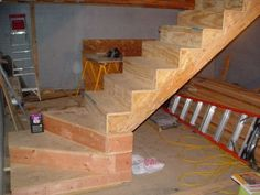 winder stairs for small spaces