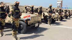 Russia, Egypt start first joint military exercise in the desert