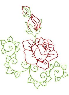 The Latest Trend in Embroidery – Embroidery on Paper - Embroidery Patterns Embroidery Transfers, Machine Embroidery Patterns, Hand Embroidery Designs, Beaded Embroidery, Cross Stitch Embroidery, Vintage Embroidery Patterns, Flower Embroidery, Embroidery Techniques, Needlework