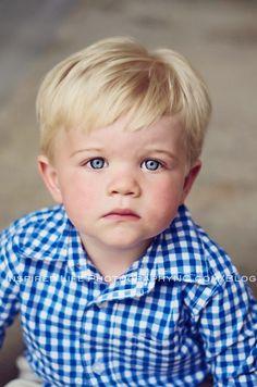 .Bless his little heart!