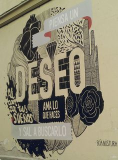 Arte urbano en Málaga