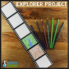 Explorer project idea to use with the book Manfish - literary nonfiction about Jacques Cousteau. A free literacy/science connection lesson available from The Science Penguin. Cool Science Experiments, Science Lessons, Science Projects, Life Science, Science Classroom, Teaching Science, Science Activities, Science Ideas, Educational Activities