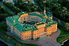 Михайловский замок, дворец Павла I, Санкт-Петербург
