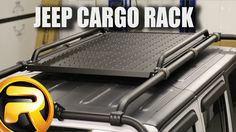 How to Install Kargo Master Jeep Congo Rack and Accessories Cargo Rack, Jeep Accessories, Pole Barn Homes, Congo, Jeeps, Adventure, House, Beds, Home