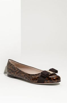 I love leopard print anything - but my hubby would kill me for flats at this price!
