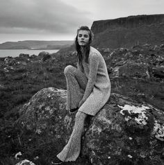 visual optimism; fashion editorials, shows, campaigns & more!: paradise isle: laura kampman and roberto sipos by laurie bartley for us elle september 2014