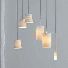 Pura/Pico Pura/Kora Pura Pendant lights by STENG LICHT