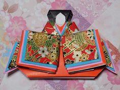 折り紙で雛祭り お雛様の折り方作り方 後半 Origami Hina Doll - YouTube Hina Matsuri, Hina Dolls, Diy And Crafts, Paper Crafts, Origami Videos, Doll Tutorial, Japanese Paper, Paper Folding, Collage