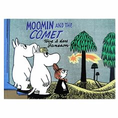 Moomin and the Comet Book -$9.95