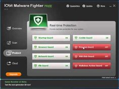 Using Iobit Malware Fighter 1.1 by Majorgeeks.com