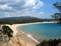Visiter la Corse du sud - La plage d'Erbaju