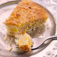 Tropical Coffee Cake Recipe