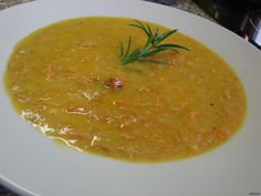 Mrkvová polévka i pro nejmenší