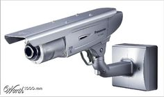 pistol screwgun   At first glance, it is merely a camera...but in reality, it does more ...