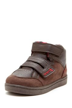 Carter's Shoes Little Boys Supreme Sneaker brown