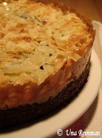 Kakkua ja kaikkee : Toscakakku (gluteeniton)
