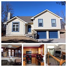 Extremely well-maintained home! Come see this 3BR, 2BA, 1219 sq ft beauty at 103 Kibler, Excelsior Springs, MO! $145K, across from park. Call me! 816-589-7242 Keller Williams Eastland Partners