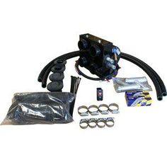 UTV Headquarters - 2010-2012 Polaris Ranger 800 Deluxe Cab Heater Kit with Defrost
