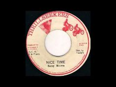 Barry Brown -  Nice Time
