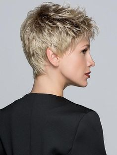 Boycuts Straight Blonde Synthetic Short Hair Wigs help you achieve a beautiful and natural hair style. Pick from our large collection of different types of woman wigs. Short Pixie Haircuts, Pixie Hairstyles, Short Hairstyles For Women, Straight Hairstyles, Cool Hairstyles, Hairstyles 2016, African Hairstyles, Layered Hairstyles, Beautiful Hairstyles