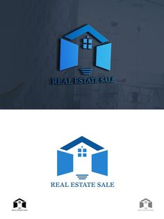 Sale Logo, Property Design, Real Estate Sales, Color Change, Messages, Marketing, Logos, Prints, Logo