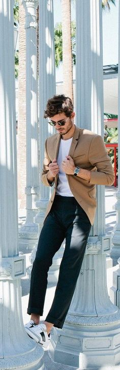 3 Perfect Looks To Get A Dapper Style #mensfashion #menswear #menstyle