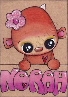 Specialy made for Norah by Doepa creations