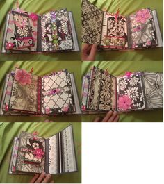 2/2 more of the glittery, girly album!