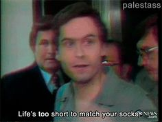 Life's too short to match your socks