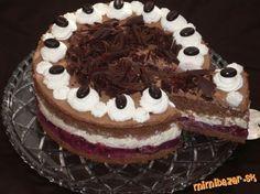 Talianska kávová torta