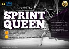 For this week's Throwback Thursday, we honor one of the greatest athletes the Philippines ever had, Lydia De Vega. Throwback Thursday, Olympians, Athletes, Philippines, Running, Keep Running, Why I Run