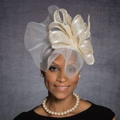 Women's Hats for every occasion. Looking for a Kentucky Derby hat? Kentucky Derby Outfit, Kentucky Derby Fascinator, Facinator Hats, Fascinators, Headpieces, Tea Hats, Women's Hats, Derby Outfits, Church Hats