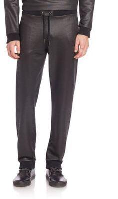 Versace Jeans Metallic Jogger Pants #affiliate
