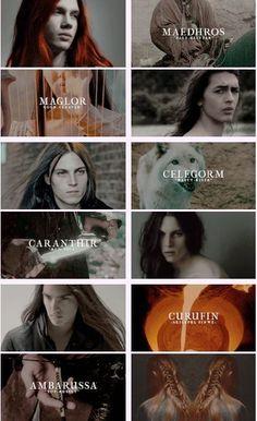 The Sons of Fëanor