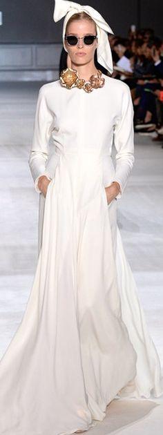 Giambattista Valli Haute Couture Fall Winter 2014/15 Collection