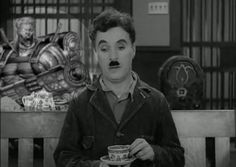 Charlie Chaplin 1936