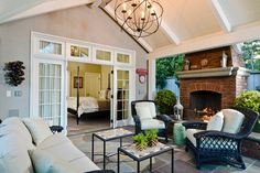 Outdoor patio                               Houzz is the new way to design your home.                 ...