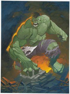 Hulk by Chris Stevens