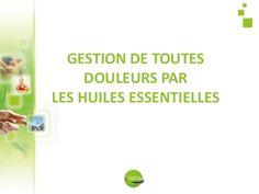 Dominique Baudoux - Les huiles essentielles Chémotypées